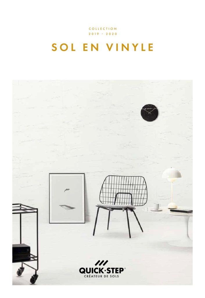 Brochure sol en vinyle - Antony Parquet